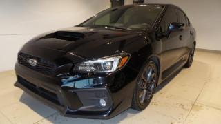 Used 2018 Subaru Impreza WRX Sport-tech MANUEL for sale in St-Raymond, QC