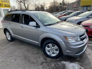 Used 2015 Dodge Journey SE Plus/ 7 SEATER/ PWR GROUP/ ALLOYS/ ROOF RACK! for sale in Scarborough, ON