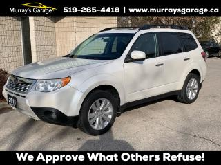 Used 2011 Subaru Forester 2.5 X Limited for sale in Guelph, ON
