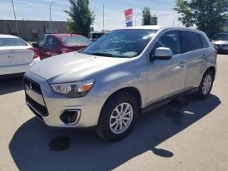 Used 2014 Mitsubishi RVR AWD 4dr CVT SE ACCIDENT FREE AUTO for sale in Winnipeg, MB