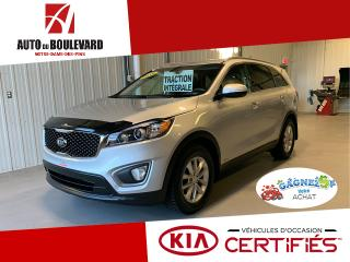 Used 2016 Kia Sorento LX AWD PRET HIVER PNEUS NOKIAN for sale in Notre-Dame-des-Pins, QC