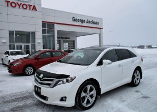 Used 2016 Toyota Venza LTD for sale in Renfrew, ON