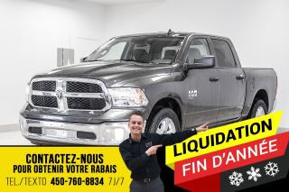 Used 2019 RAM 1500 Classic SXT SUBZERO ÉCRAN 8.4 POUCES 120$/SEM. for sale in Joliette, QC
