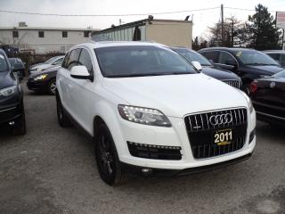 Used 2011 Audi Q7 3.0L TDI Premium NAVIGATION,CAMERA for sale in Oakville, ON