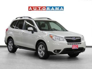 Used 2017 Subaru Forester 4WD Backup Cam Heated Seats for sale in Toronto, ON