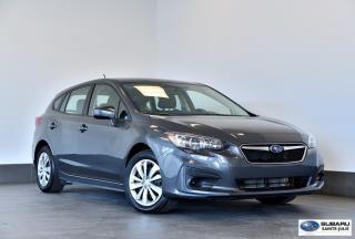 Used 2018 Subaru Impreza CONVENIENCE for sale in Ste-Julie, QC
