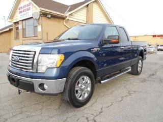 Used 2010 Ford F-150 XLT XTR 4X4 Extended Cab 6.5Ft Box 4.6L Certified for sale in Rexdale, ON