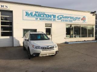 Used 2013 Subaru Forester X Convenience for sale in St. Jacobs, ON