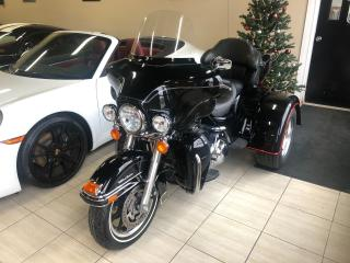 Used 2008 Harley-Davidson ULTRA CLASSIC Trike Custom Build LOW KM for sale in Guelph, ON