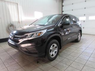 Used 2015 Honda CR-V Traction intégrale 5 portes LX for sale in Trois-Rivières, QC