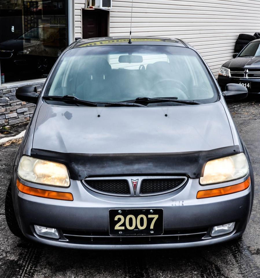 2007 Pontiac Wave