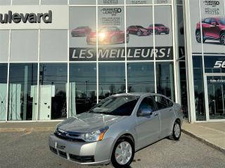Used 2009 Ford Focus SE for sale in St-Hyacinthe, QC