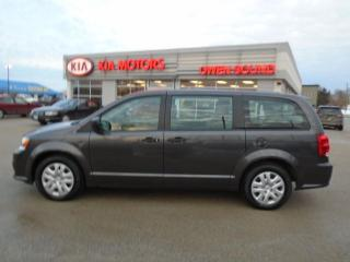 Used 2019 Dodge Grand Caravan CANADA VALUE PACKAGE for sale in Owen Sound, ON