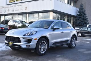 Used 2015 Porsche Macan S - ONE OWNER - NO ACCIDENTS for sale in Oakville, ON