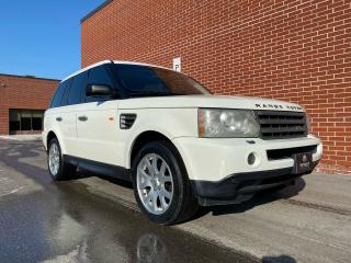 Used 2007 Land Rover Range Rover Sport HSE for sale in Concord, ON