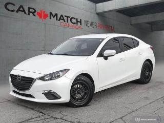 Used 2015 Mazda MAZDA3 GX / ALLOY'S / AUTO / AC for sale in Cambridge, ON