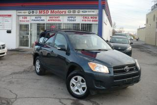 Used 2011 Toyota RAV4 Base ACCIDENT FREE for sale in Toronto, ON