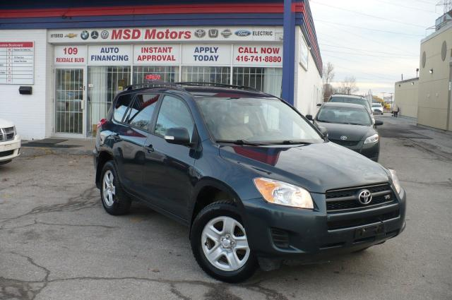 2011 Toyota RAV4 Base ACCIDENT FREE