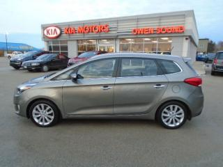Used 2014 Kia Rondo EX for sale in Owen Sound, ON