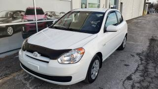 Used 2011 Hyundai Accent GL AUTOMATIQUE, AIR CLIMATISE, PNEUS D'HIVER for sale in Montréal, QC