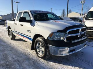 Used 2015 RAM 1500 ST groupe sxt for sale in Dolbeau-Mistassini, QC