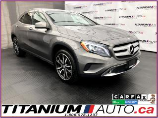 Used 2016 Mercedes-Benz GLA 4Matic+Sport+GPS+Camera+Pano Roof+Blind Spot+Fog L for sale in London, ON
