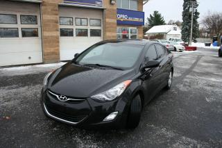Used 2013 Hyundai Elantra GLS for sale in Nepean, ON