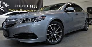 Used 2015 Acura TLX V6 Tech for sale in North York, ON