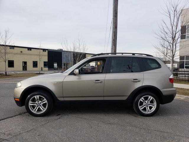 2007 BMW X3 AWD, Auto, Double Sunroof, 3/Y warranty available