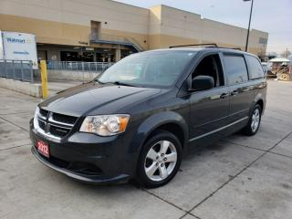 Used 2012 Dodge Grand Caravan DVD, Stow & Go, 3/Y Warranty available for sale in Toronto, ON
