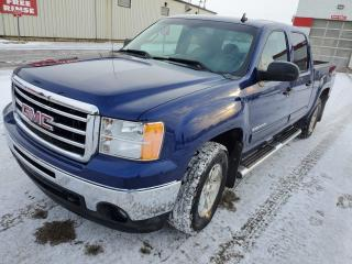 Used 2013 GMC Sierra 1500 SLE for sale in Saskatoon, SK
