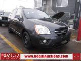 Photo of Black 2008 Kia RONDO EX 4D UTILITY FWD