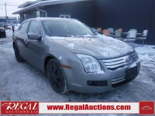 Used 2008 Ford FUSION SE 4D SEDAN 2WD for sale in Calgary, AB