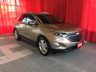 Used 2018 Chevrolet Equinox Premier for sale in Listowel, ON