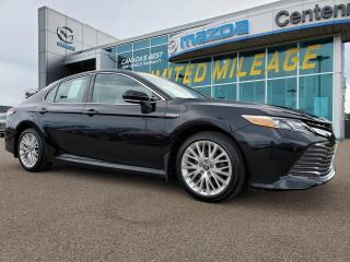 Used 2018 Toyota Camry HYBRID XLE for sale in Charlottetown, PE