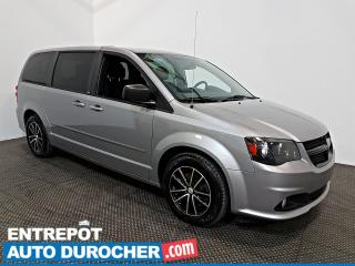 Used 2014 Dodge Grand Caravan SXT Stow'N'Go - AIR CLIMATISÉ - 7 Passagers for sale in Laval, QC