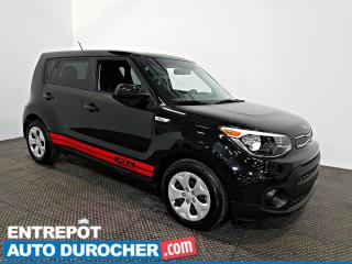 Used 2018 Kia Soul LX Automatique - AIR CLIMATISÉ - Groupe Électrique for sale in Laval, QC
