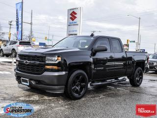 Used 2017 Chevrolet Silverado 1500 LS for sale in Barrie, ON