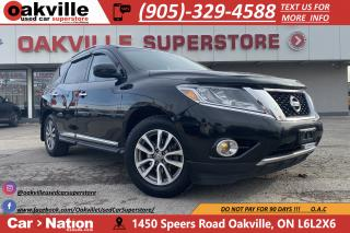 Used 2013 Nissan Pathfinder SL | BACKUP CAMERA | SUNROOF | LEATHER | HTD SEATS for sale in Oakville, ON