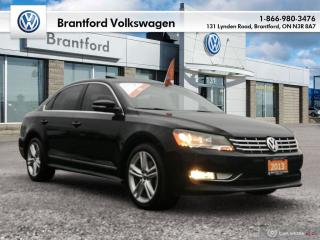 Used 2013 Volkswagen Passat Highline 2.0 TDI 6sp DSG at w/ Tip for sale in Brantford, ON
