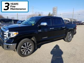 Used 2018 Toyota Tundra Limited 5.7L V8 for sale in Smiths Falls, ON