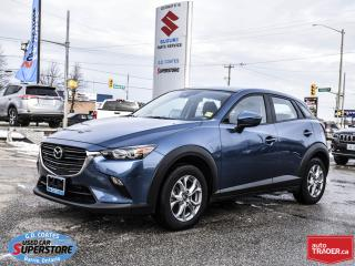 Used 2019 Mazda CX-3 GS AWD ~Nav ~Backup Cam ~Heated Seats + Wheel for sale in Barrie, ON