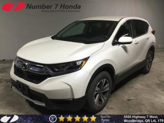 Used 2019 Honda CR-V LX| Auto-Start| Backup Cam| All-Wheel Drive| for sale in Woodbridge, ON
