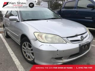 Used 2005 Honda Civic for sale in Toronto, ON