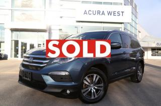 Used 2017 Honda Pilot SOLD for sale in London, ON