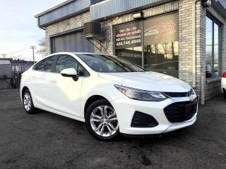 Used 2019 Chevrolet Cruze Berline 4 portes LT for sale in Longueuil, QC