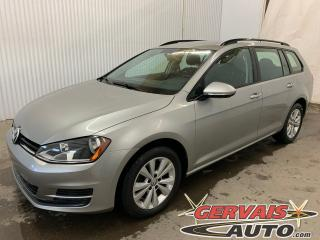 Used 2016 Volkswagen Golf Sportwagen TSI Trendline Mags Caméra Sièges Chauffants for sale in Trois-Rivières, QC
