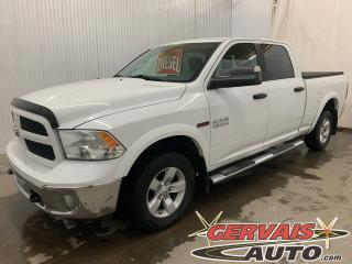 Used 2015 RAM 1500 Outdoorsman Ecodiesel 4x4 Mags A/C Caméra de recul for sale in Trois-Rivières, QC