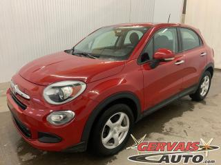 Used 2016 Fiat 500 X Pop MAGS  A/C Bluetooth for sale in Trois-Rivières, QC