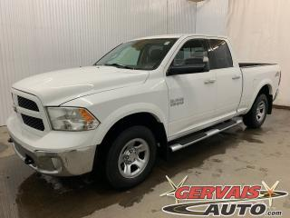 Used 2014 RAM 1500 Outdoorsman 4x4 V6 3.6L Camera de recul for sale in Trois-Rivières, QC